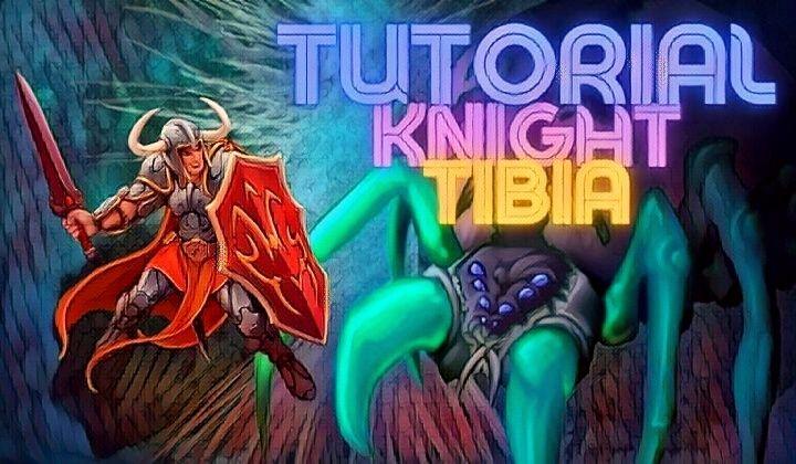 knight-tutorial-tibia